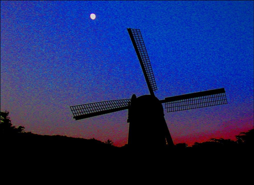 Flat Stanley Windmill