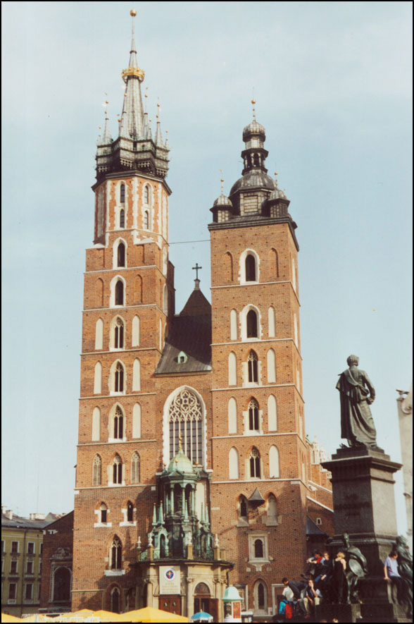 The Mariacki Church