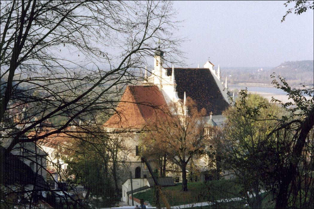 Kazimierz Dolny Church