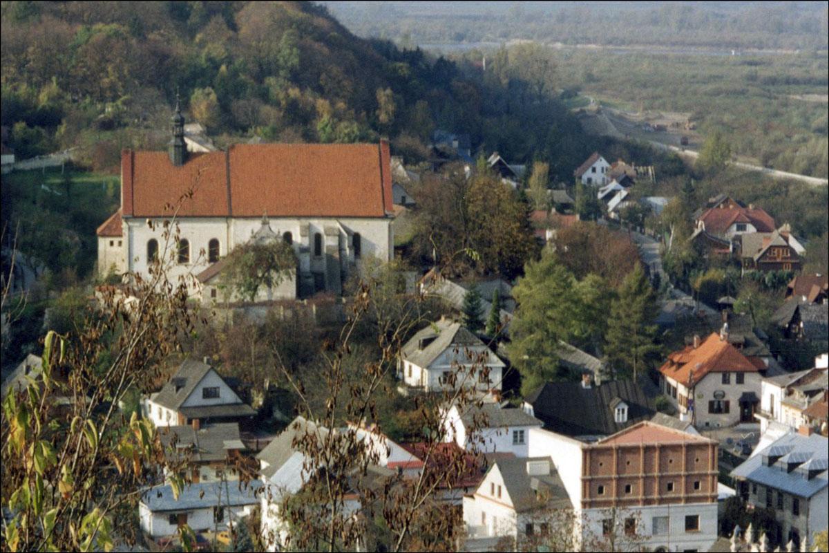Kazimierz Dolny Monastery