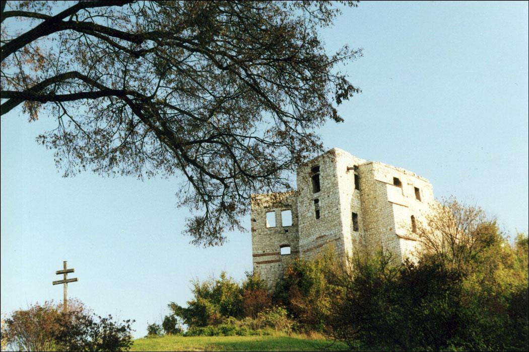 Kazimierz Dolny Ruins