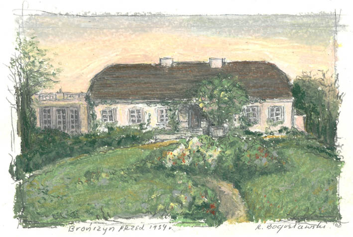 The Manor in Nienadowa