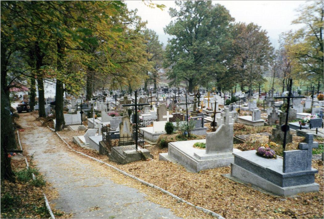 Dubiecko Cemetery 2