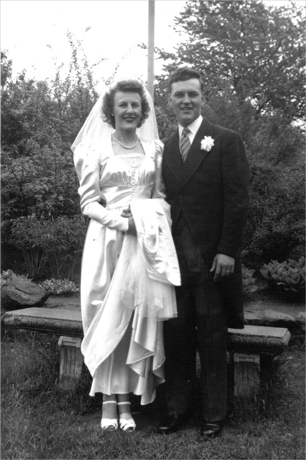 Frank and Jane Danko Wedding