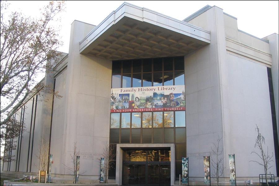 Family History Library