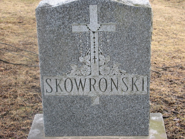 The Monument for Sophie Skowronski and John Soboroski - Obverse