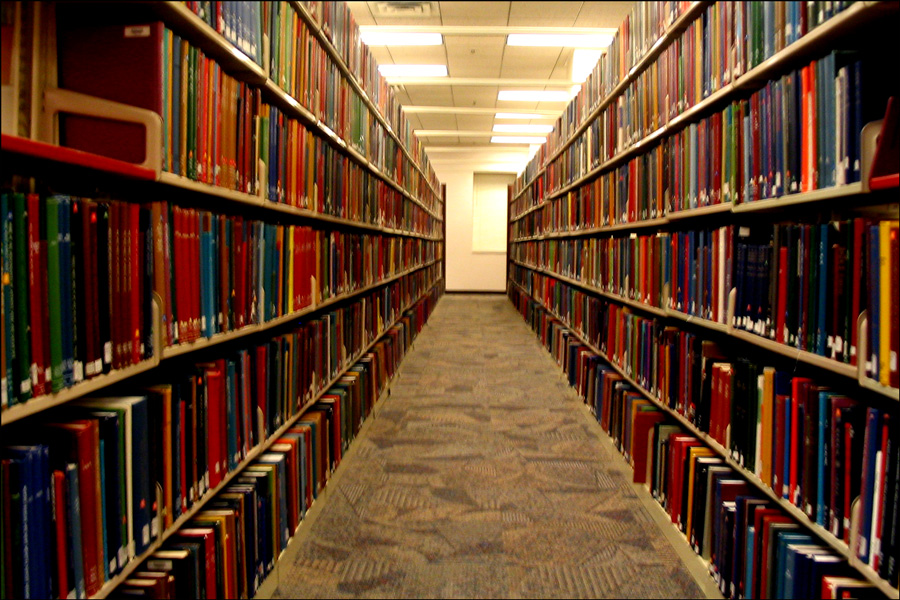 FHL - Book Stacks