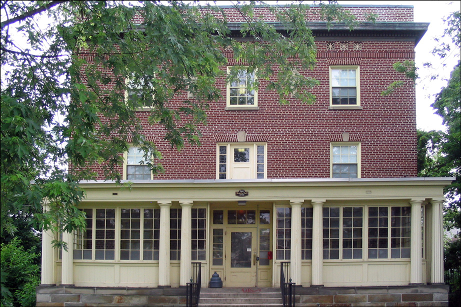 The Former Sisters of Mercy Convent - Albany New York - 2007