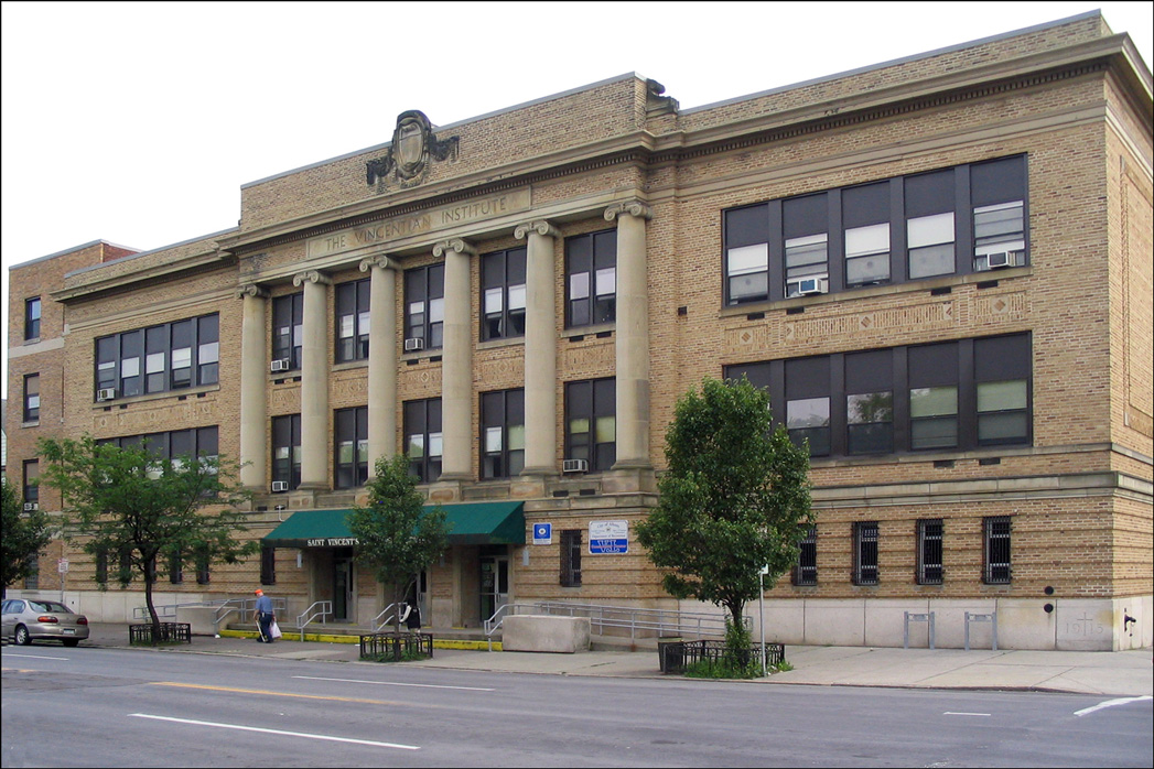 The Former Vincentian Institute High School - 2007