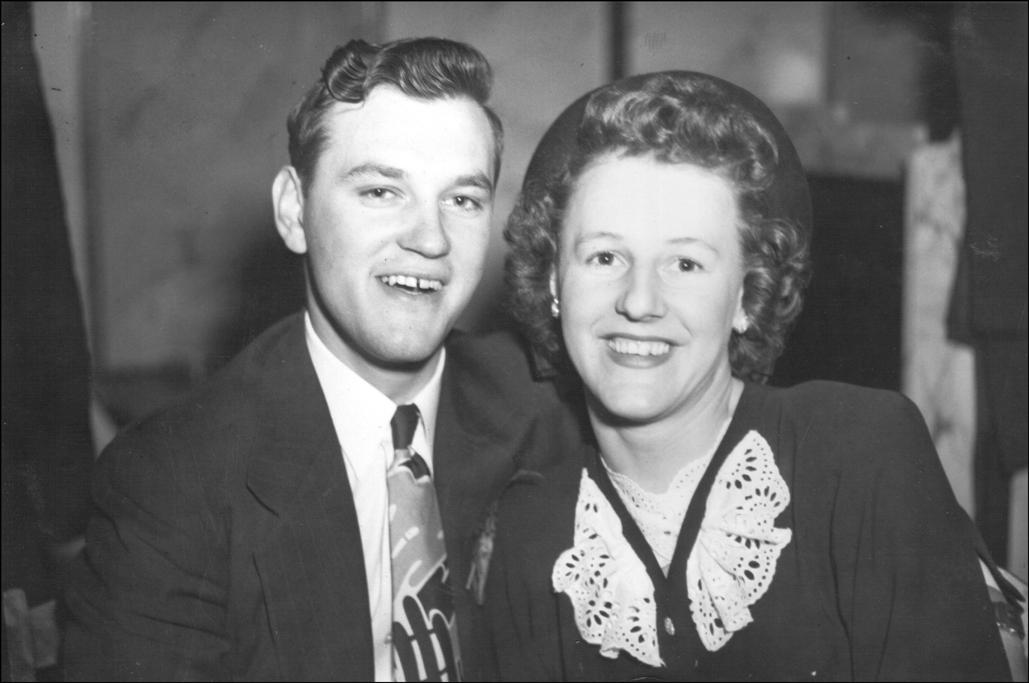 Frank Danko and Jane Niedzialkowski - 15 Feb 1947