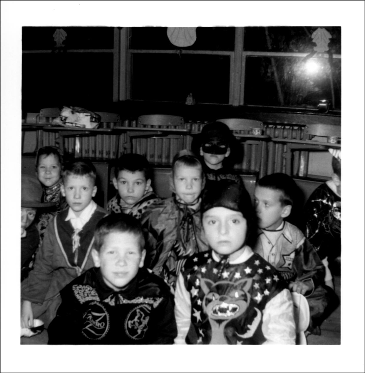 Halloween 1962 VI-CCD Boys Unmasked