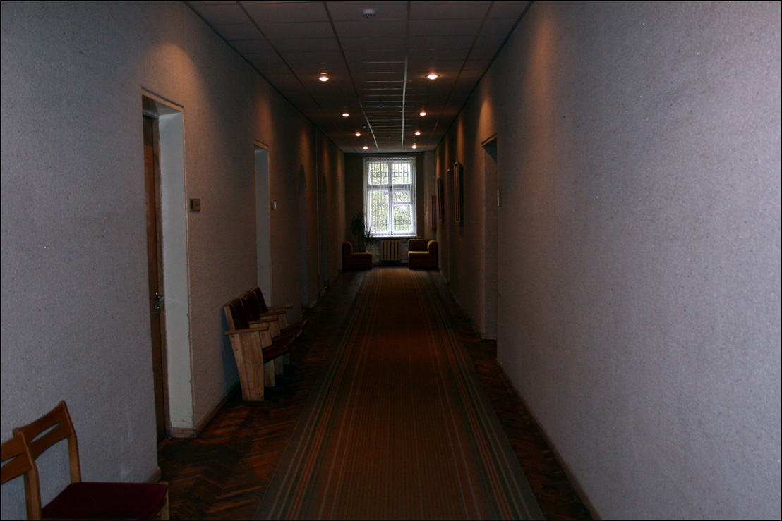 The Lithuanian State Historical Archives Corridor