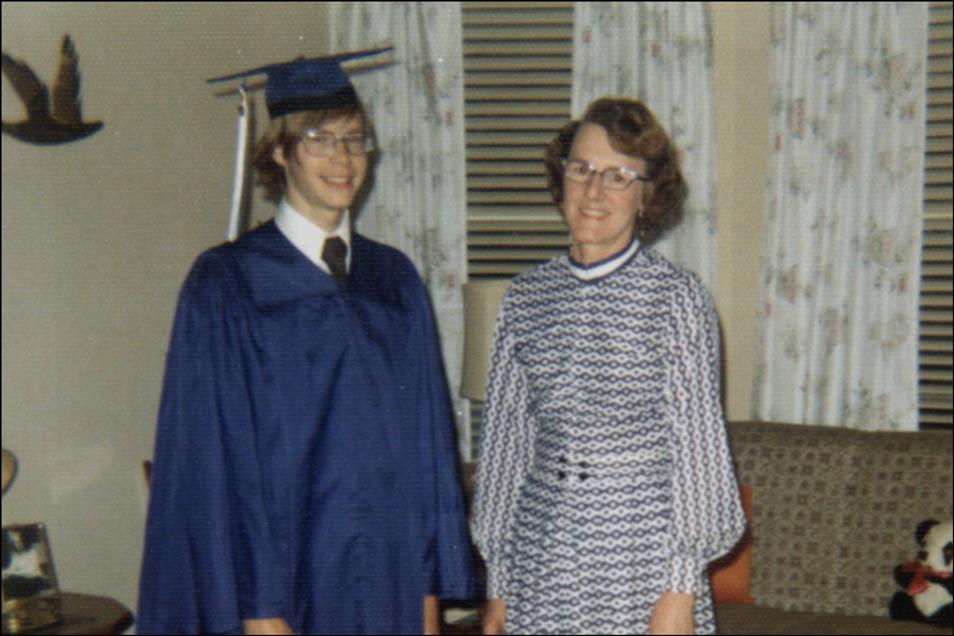 Steve Danko and Jane Niedzialkowski Danko - 1973