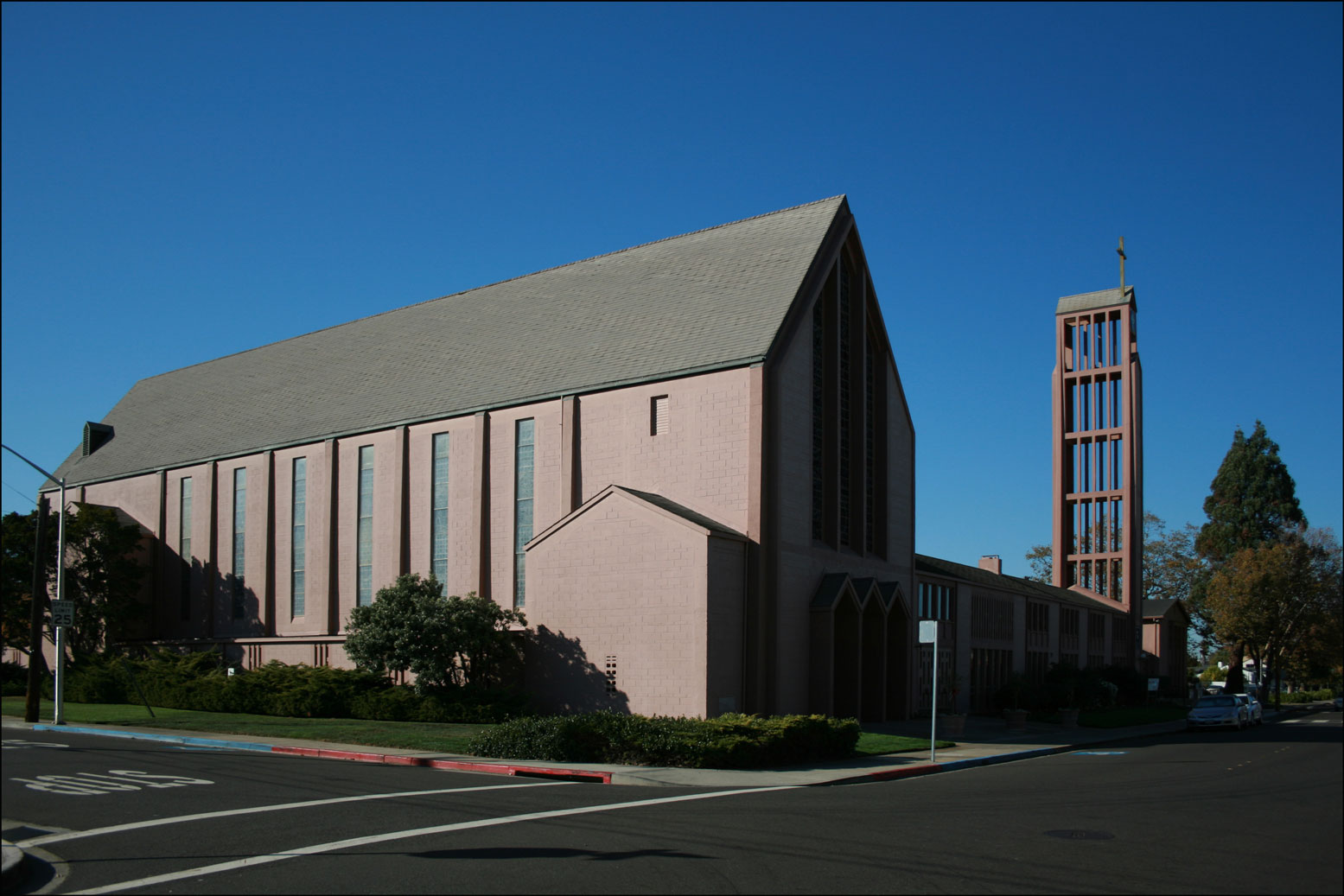 First Presbyterian Church in San Mateo California