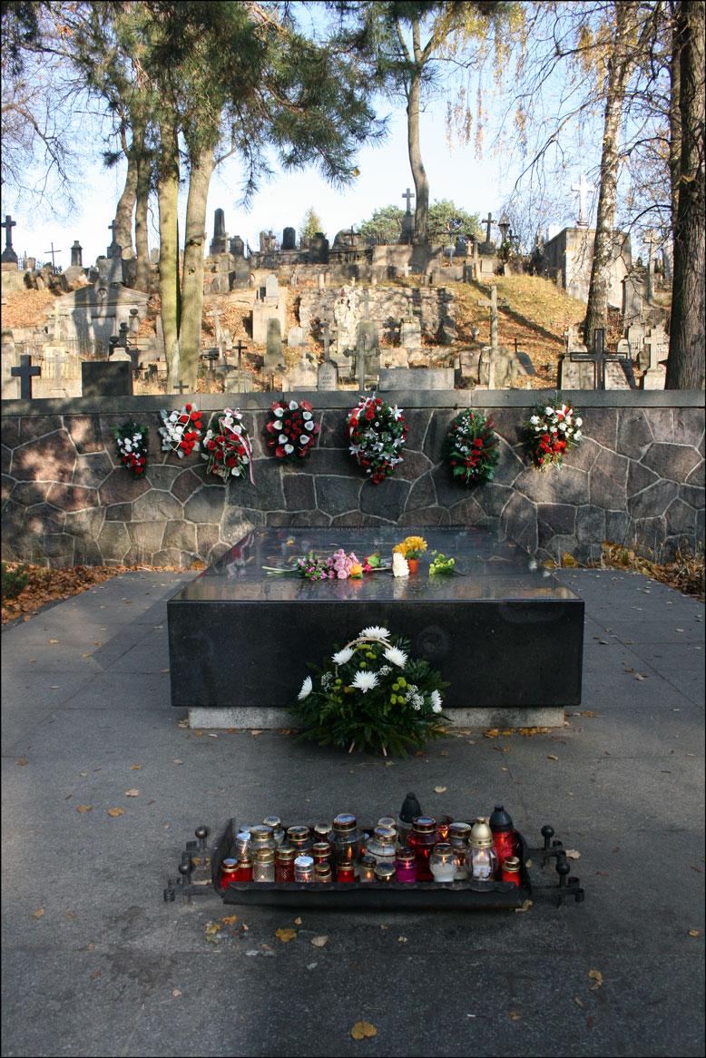 Grave of Józef Piłsudski