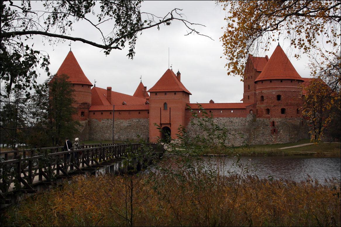 Island Castle - Trakai Lithuania