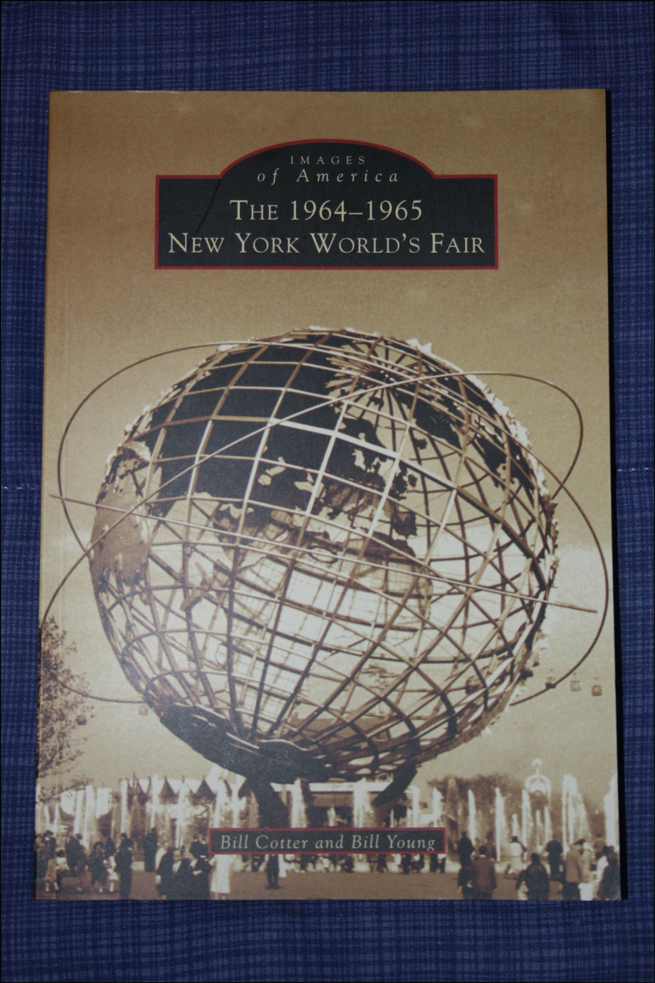 New York Worlds Fair Book