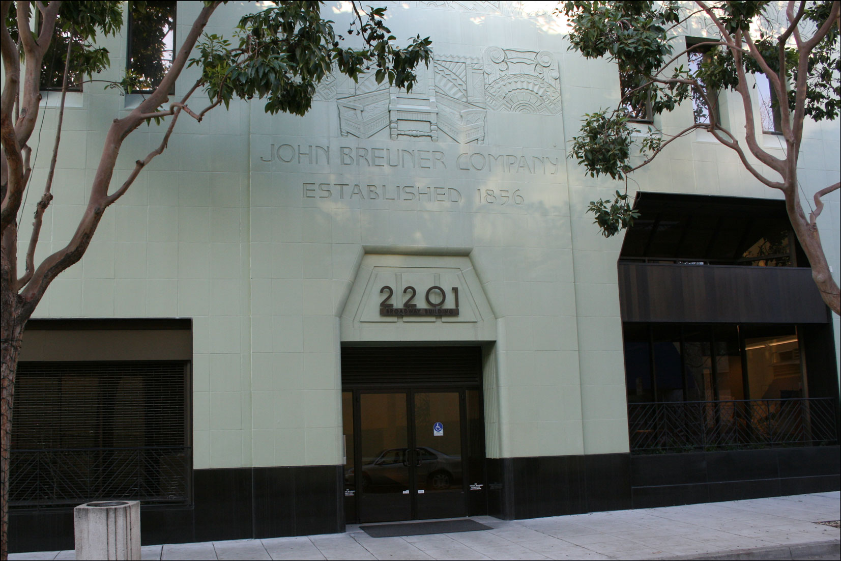 The Breuner Building in Oakland, California