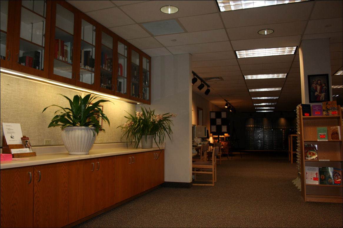 A View from the Front Desk of the Oakland FHC