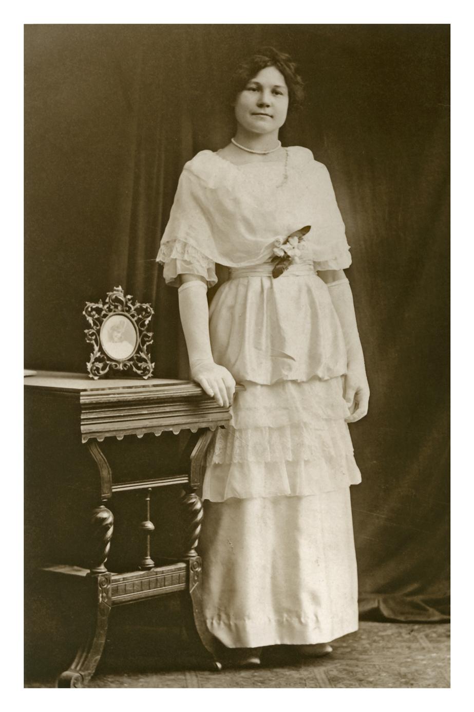 Helena Chmielewska - 1916