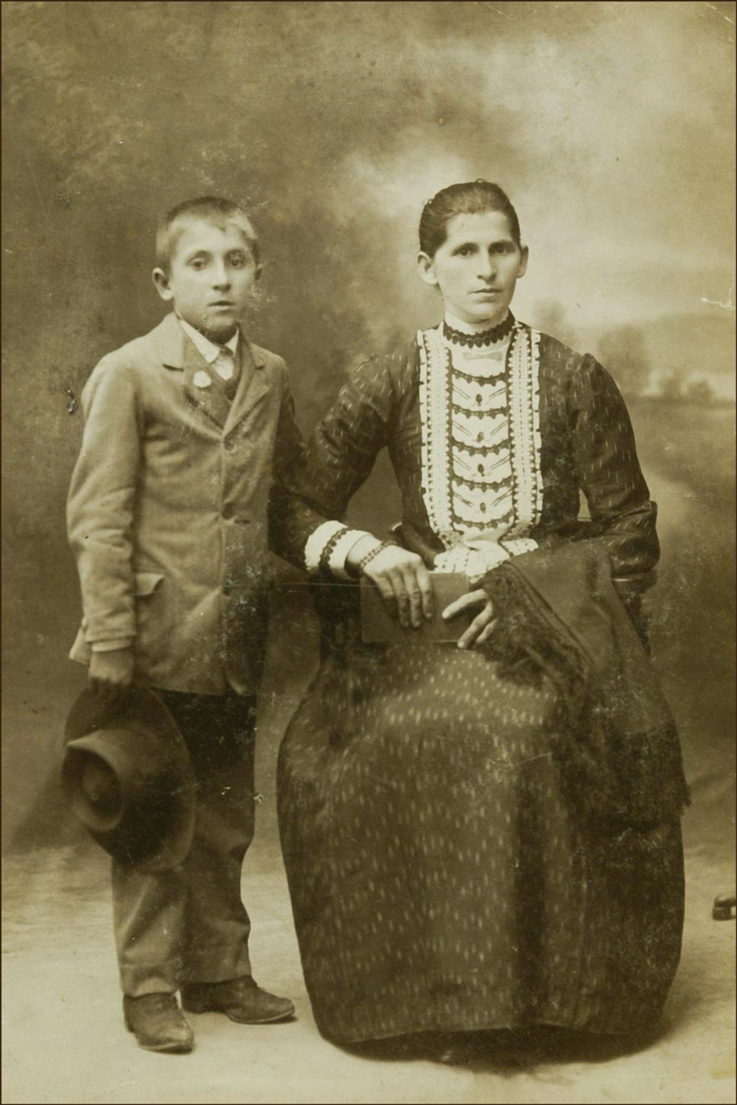 Franciszek Tropilo and Katarzyna Danko Tropilo