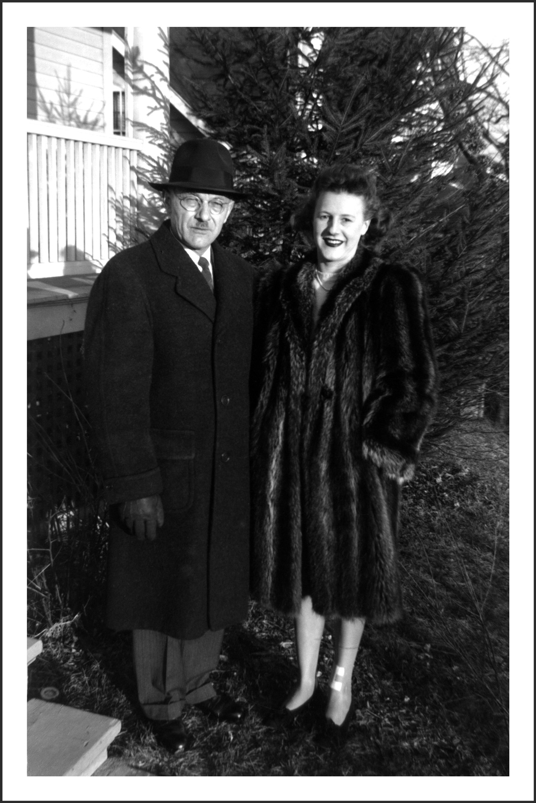 Jane and Kostanty Niedzialkowski