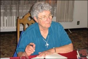 Sister Carol Anne O'Marie