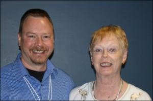 Steve Danko and Brenda Dougall Merriman