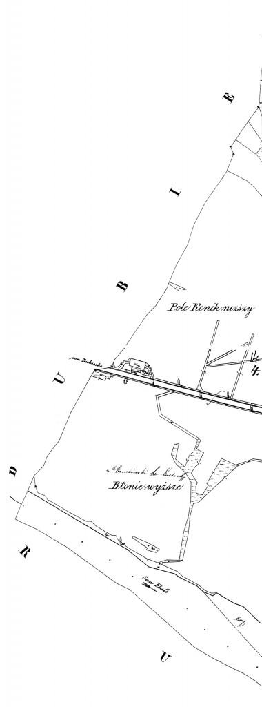 Nienadowa, Galicia - 1854 (Maps 13 & 14)