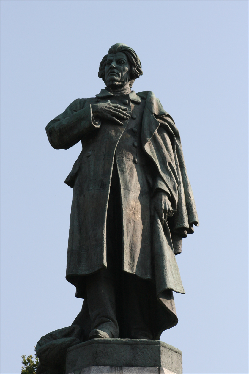 Famous Steves throughout monuments to the famous in warsaw | steve's genealogy blog