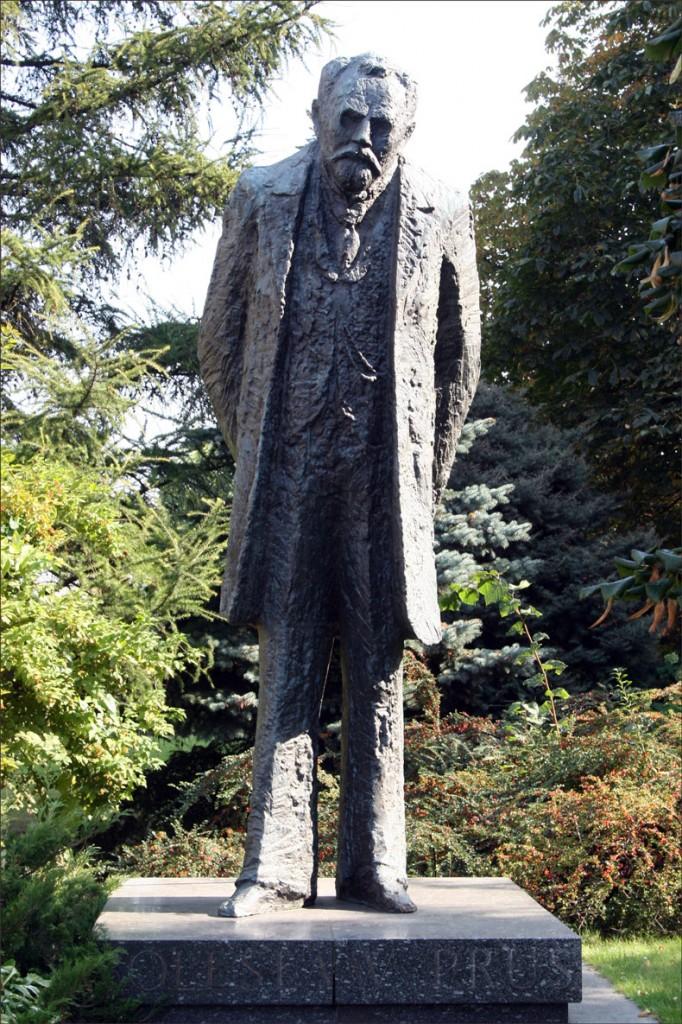 Monument to Bolesław Prus