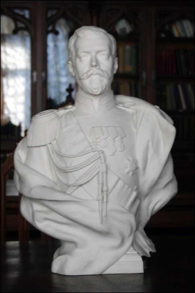 Leopold Adolfovich Bernstamm - Tsar Nicholas II - 1891