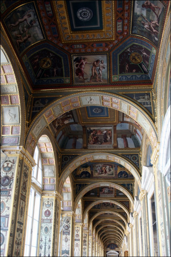 The Raphael Loggias