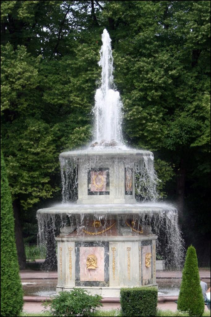 Fountain at Peterhof
