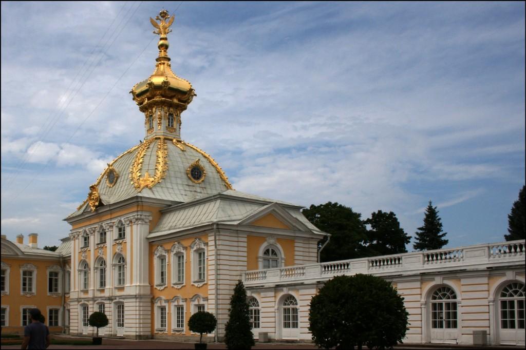 Peterhof Pavilion
