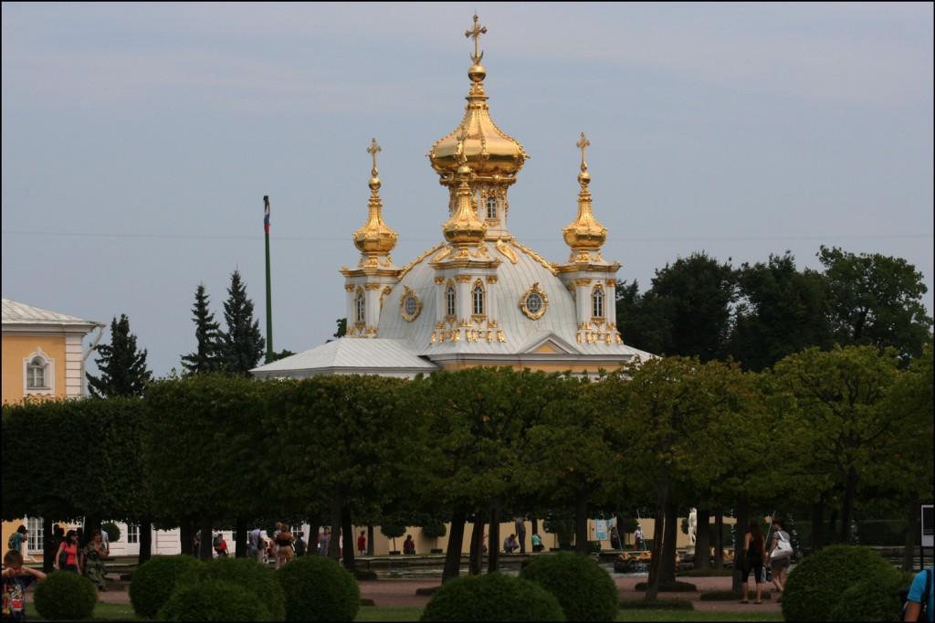 Peterhof Chapel