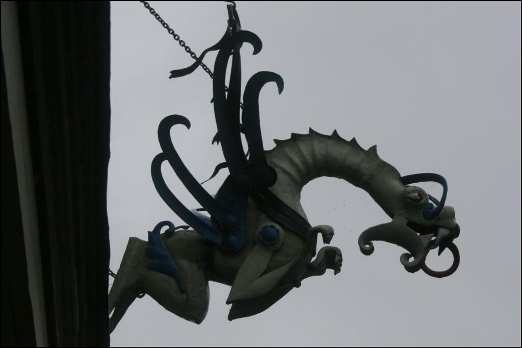 Dragon in Sigtuna