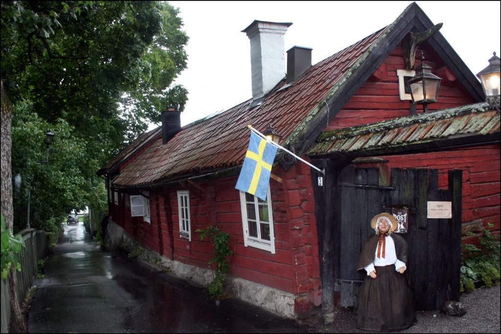 House on Stora Gatan