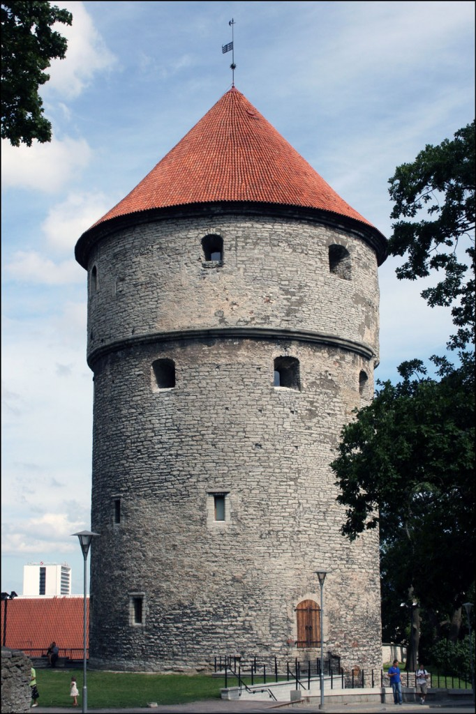 Tower in Tallinn