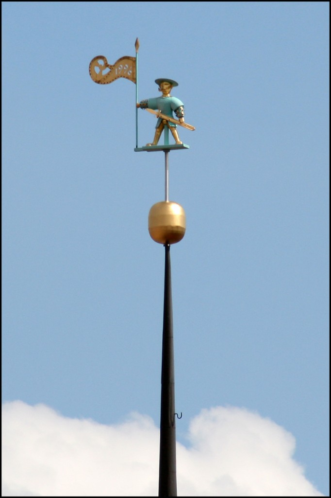 Old Thomas Wind Vane