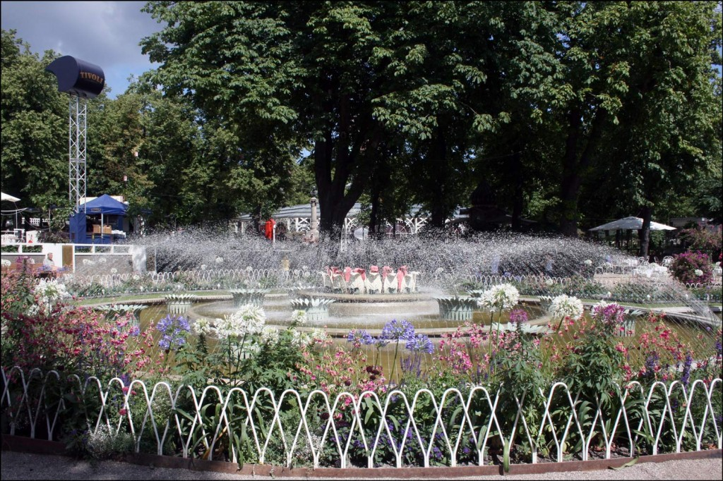 Fountains and Gardens