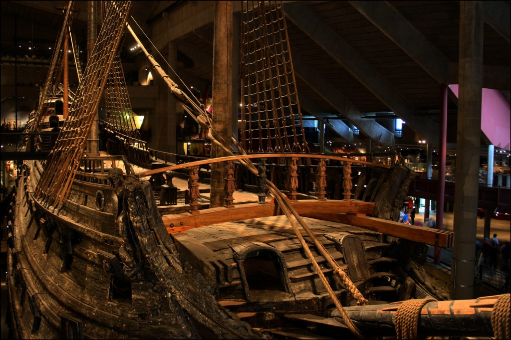 The Deck of the Vasa