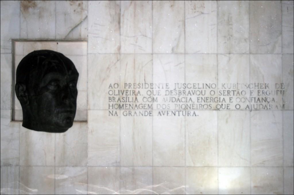 Juscelino Kubitschek Monument