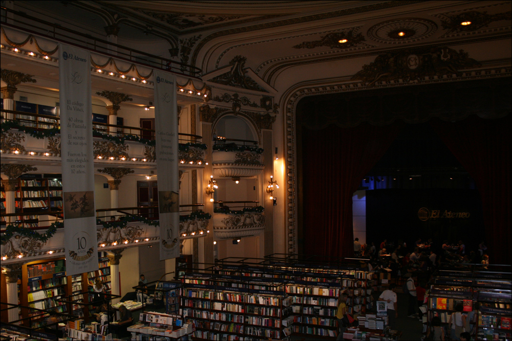 El Ateno Grand Splendid Bookstore - Interior - 2