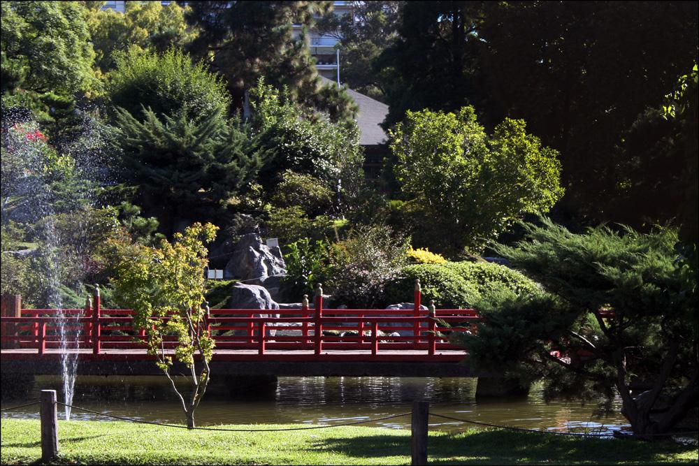 Jardín Japonés - Interior 1