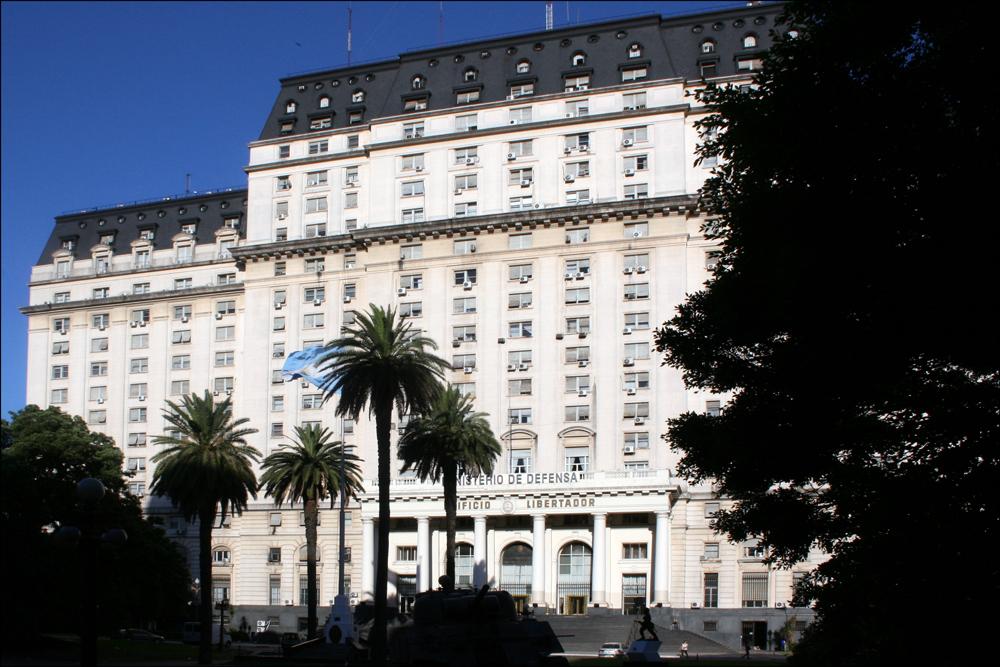 Edificio Libertador (Liberator Building)