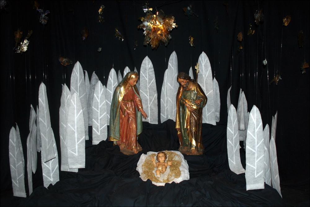 Nativity Scene in Catedral Metropolitana de Buenos Aires