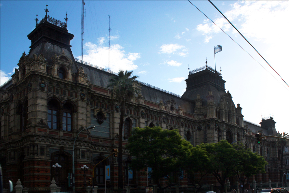Palacio de las Aguas Corrientes (The Water Company Palace)