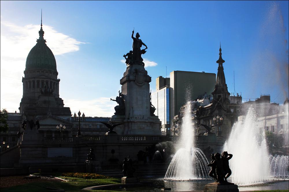 Monumento a los Dos Congresos