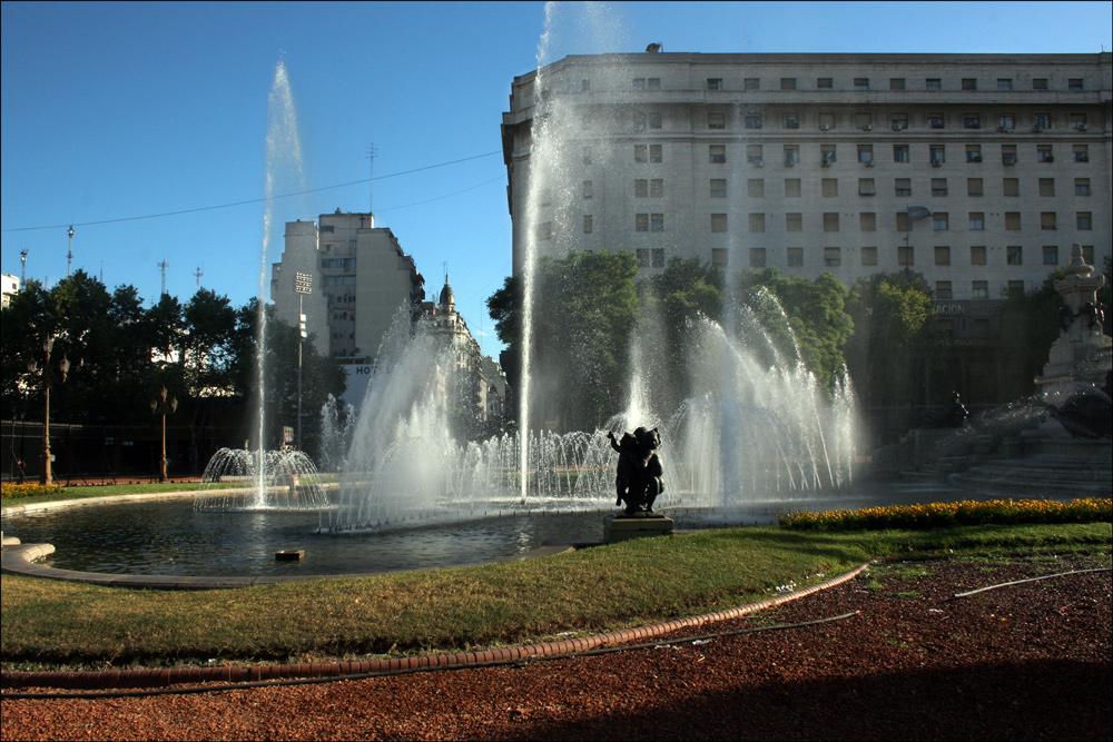Plaza del Congreso - 1